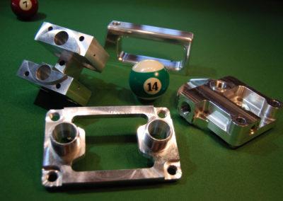 Exemples usinage multi-axes aluminium